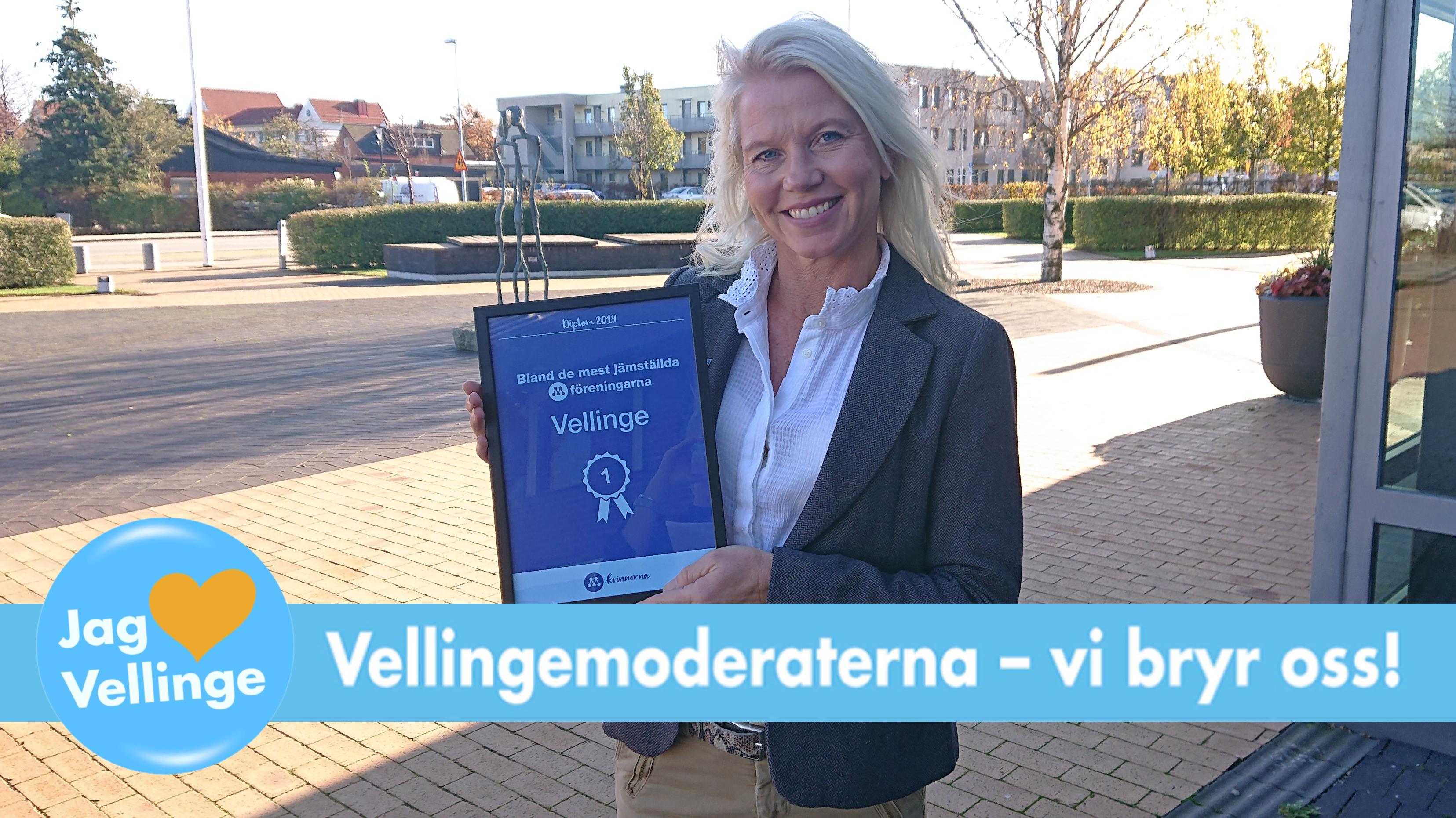 Gudrun Hjbert, 57 r i Vellinge p Mnstorps Kungsgrd 1